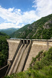 Dam wall Stock Photography