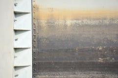 Dam wall texture Royalty Free Stock Photos