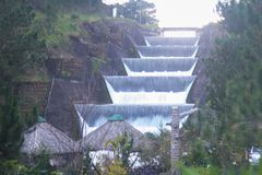 The Dam stock images
