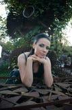 dama Zdjęcie Royalty Free