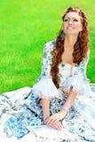 dama Obraz Royalty Free