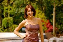 Dama de honra bonita!! Fotografia de Stock Royalty Free