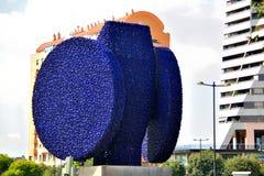 Dama de Iberica, Valence Photographie stock