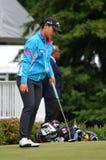 Dama Fachowego golfisty Lydia Ko KPMG kobiet PGA mistrzostwo 2016 Obrazy Royalty Free