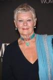 Dama Judi Dench foto de archivo libre de regalías