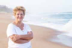 dama senior zdjęcia stock