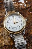 Dama zegarek Obrazy Stock