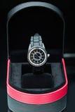 Dama zegarek na pudełku Fotografia Stock