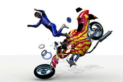 motorcycle crash clipart  Motorcycle Wreck Stock Illustrations – 58 Motorcycle Wreck Stock ...