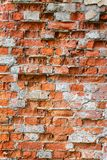 Old brick wall texture royalty free stock image