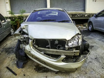 damage car Stock Photography