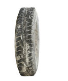 Damage Tire Royalty Free Stock Photography