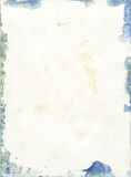 Damage Watercolor paper Texture Stock Photography