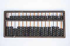 Damaged Ancient Abacus Royalty Free Stock Photo