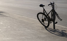 Free Damaged Bicycle Stock Photography - 12270572