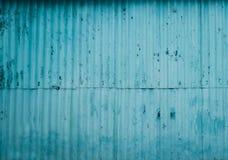 Damaged Corrugated Surface Background Royalty Free Stock Photos
