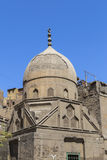 Damaged dome,Cairo, Egypt. Royalty Free Stock Images