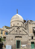 Damaged dome,Cairo, Egypt. Royalty Free Stock Photos