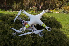 Damaged drone Royalty Free Stock Photos