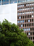 Damaged government building in Oslo Royalty Free Stock Photos