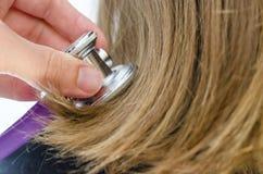 Free Damaged Hair Royalty Free Stock Photography - 31076807