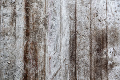 Damaged hardwood floor background Royalty Free Stock Photo