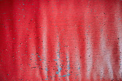 Damaged leatherette Royalty Free Stock Photography