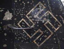 Damaged Nazi Insignia Royalty Free Stock Image