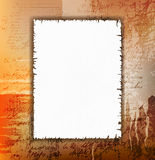 Grungy paper Stock Images