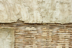 Damaged Plaster Wall Royalty Free Stock Image
