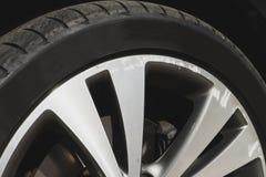 Free Damaged Rim Closeup. Car Wheel On Sunny Day. Stock Image - 152537621