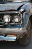 Damaged, Rusty, Delapidated. Stock Images