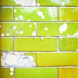 Damaged wall Royalty Free Stock Photo