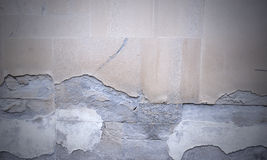 Damaged Wall Background Texture Royalty Free Stock Photography