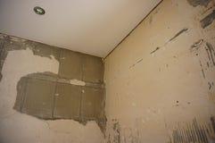 Damaged walls Stock Photos