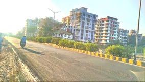 Daman road Stock Photos