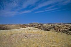 Damaraland krajobraz Obrazy Royalty Free