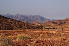 Damaraland, Namibië Stock Afbeeldingen