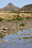 Damaraland in Namibia. Scenery in the Damaraland region of Namibia Royalty Free Stock Images