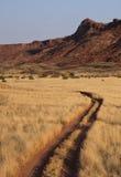 damaraland Namibia północny Obraz Stock