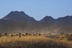 Damaraland nel Namibia Immagini Stock