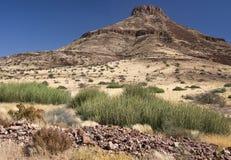 Damaraland in Noordelijk Namibië Royalty-vrije Stock Foto's