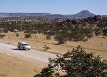 Damaraland in Northern Namibia Stock Image