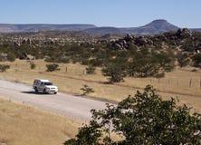 Damaraland w Północny Namibia Obraz Stock