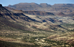 Damaraland wilderness - Namibia Stock Photography