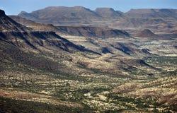 Damaraland wilderness - Namibia Stock Photography