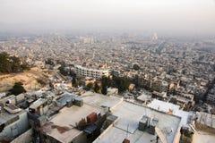 Damasco, capital de Siria Imagen de archivo
