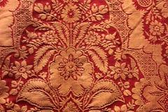 Damasco fabric Stock Images