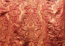Damasco fabric Stock Photography