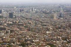 Damascus royaltyfri fotografi